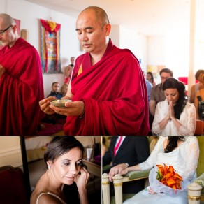 ROSI & SÉBASTIEN  Mariage Bouddhiste à Paris