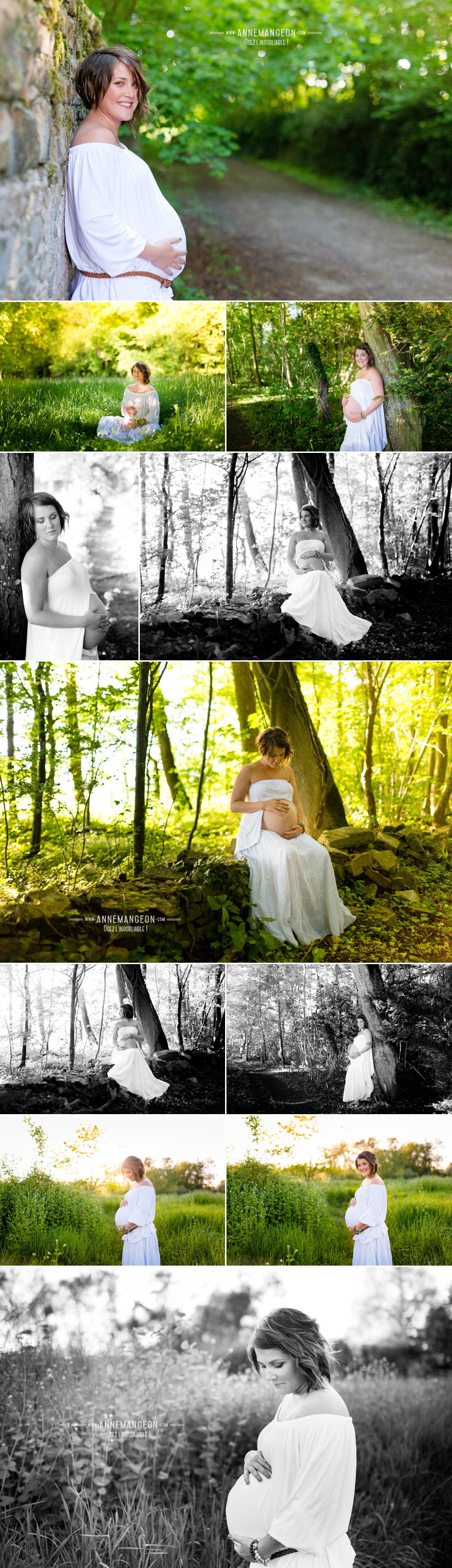 Séance grossesse maternité originale nature @ Anne Mangeon Photographe_01