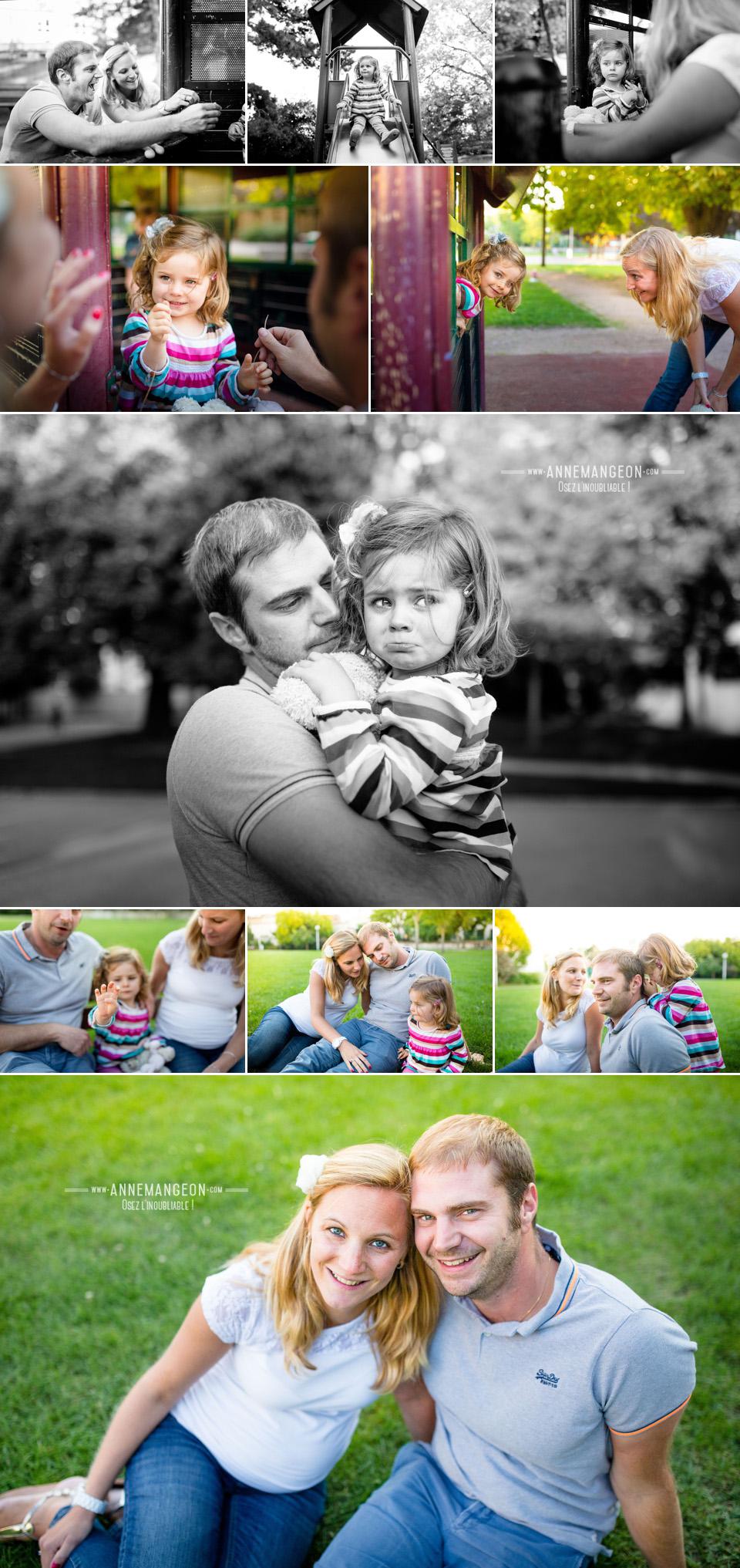 Séance photo famille grossesse parc à Nancy @ Anne Mangeon Photographe_05